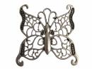 Kovový prívesok - motýľ