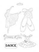 Odlievacia forma - Vášeň pre tanec