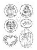 Odlievacia forma - svadba