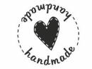 Okrúhla pečiatka - handmade