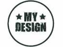 Okrúhla pečiatka - *MY DESIGN*