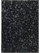 Kreatívny papier A4 - čierny