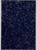 Kreatívny papier A4 - modrý