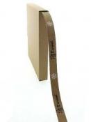 Vianočná papierová páska s potlačou - Let it snow