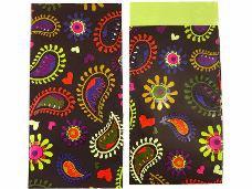 Papierové vrecko - 15 x 7cm - farebné