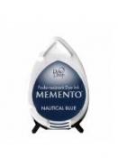 Pečiatková poduška MEMENTO - nautical blue