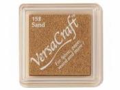 Pečiatková poduška Versacraft - piesková