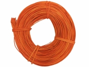 Pedig, ratanové prúty 100g 1,5mm - oranžový