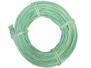 Pedig, ratanové prúty 100g 1,5mm - pastelový zelený