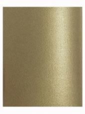 Hladký perleťový papier A4 - antický zlatý