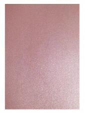 Perleťový papier A4 - ružové zlato