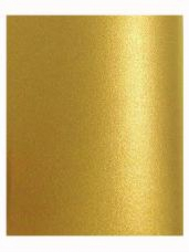 Perleťový papier A4 - zlatý