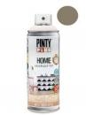 Akrylová farba v spreji PINTY HOME - 400 ml - Hnedošedá Brown taupe