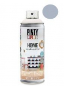 Akrylová farba v spreji PINTY HOME - 400 ml - Modrosivá dusty blue