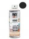 Akrylová farba v spreji PINTY HOME - 400 ml - Home black
