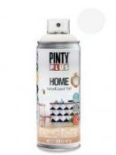 Akrylová farba v spreji PINTY HOME - 400 ml - Biela Neutral white