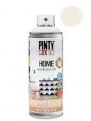 Akrylová farba v spreji PINTY HOME - 400 ml - Svetlý ľan White linen