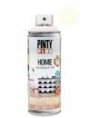 Akrylová farba v spreji PINTY HOME - 400 ml - Krémová White milk