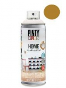 Akrylová farba v spreji PINTY HOME - 400 ml - zlatá