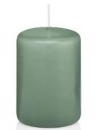 Prémiová sviečka 7 cm - zelená rezeda