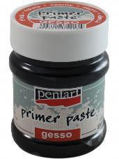 Podkladová pasta gesso  230 ml- čierna