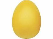 PVC vajíčko 60x40mm - žlté