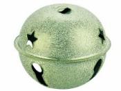 Rolnička 3,5cm - svetlá zelená