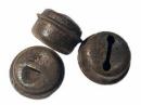 Rolnička 1,8 cm - antik hrdzavá