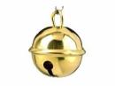 Rolnička 15mm - zlatá