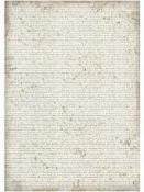 Ryžový papier A3 - Text