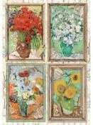 Ryžový papier A4 -  Atelier Van Gogh