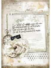 Ryžový papier A4 - Wonderful