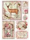 Ryžový papier A4 - Vianočná pošta