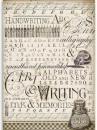 Ryžový papier A4 -  Handwriting