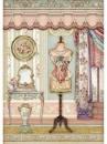 Ryžový papier A4 -  Lady Boudoir
