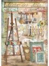 Ryžový papier A4 -  Atelier