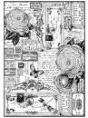 Ryžový papier A4 - hortenzia