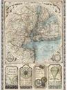 Ryžový papier A4 -  Sir Vagabond  New York
