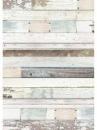 Ryžový papier A4 - drevo
