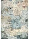 Ryžový papier A4 - pohľadnice
