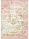 Ryžový papier A4 - vintage hudba