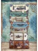 Ryžový papier A4 -  Atelier Luggage