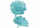 Šablóna 21 x 29,7cm - Kvety