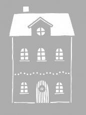 Šablóna A4 - domček