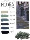 Sada akrylových farieb 6 ks - edícia Modrá rieka