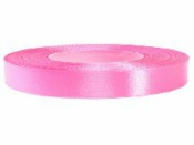 Saténová stuha - 12mm - ružová