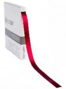 Saténová stuha - 15mm - antická červená
