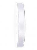 Saténová stuha - 3mm - biela