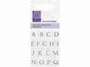 Silikónová pečiatka - abeceda
