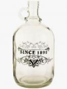 Sklenená fľaša - demižón 12 x 27 cm